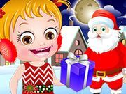 Play Baby Hazel Christmas Dream Game