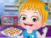 Play Baby Hazel Cooking Time Game