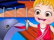 Play Baby Hazel Dolphin Tour Game