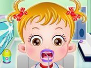 Play Baby Hazel Gums Treatment Game