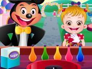 Play Baby Hazel In Disneyland Game