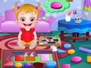 Play Baby Hazel Learns Shapes Game