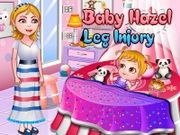 Play Baby Hazel Leg Injury Game