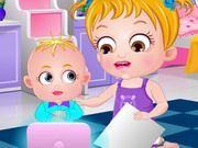 Play Baby Hazel Siblings Day Game