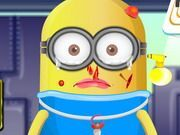 Play Baby Minion At The Doctor Game