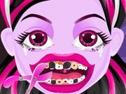 Play Baby Monster Dentist Game
