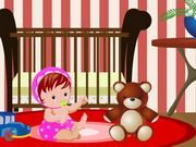 Play Baby Room Decoration Game