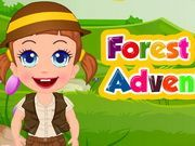 Play Baby Seven Forest Adventure Game
