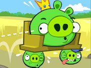 Play Bad Piggies HD 2017 Game