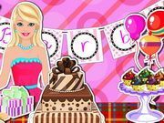 Play Barbi Birthday Party Game