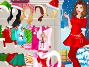 Play Barbie Christmas Night Game