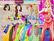 Play Barbie Exotic Belly Dancer Game