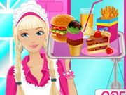 Play Barbie Fun Cafe Game