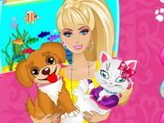 Barbie Pets Care