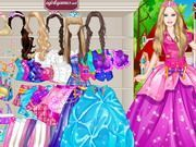 Play Barbie Princess Charm School Game
