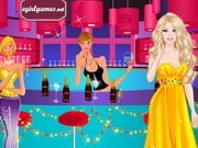 Play Barbie Prom Party Game
