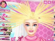 Play Barbie Real Haircuts Game