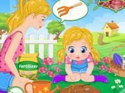 Play Barbies Baby Allergy Game