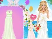Play Barbies Personalized Wedding Game