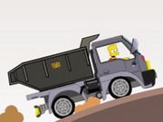 Play Bart Factory Truck Game