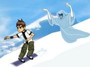 Play Ben 10 And The Ghost Game