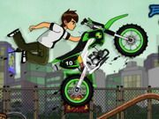 Play Ben 10 Extreme Stunts Game