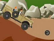 Play Ben 10 Jeep Game