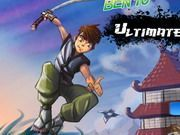 Play Ben 10 Ultimate Warrior Samurai Game