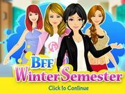 Play BFF Winter Semester Game