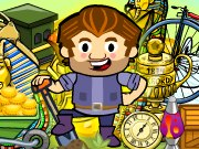 Play Big Dig Treasure Clickers Game