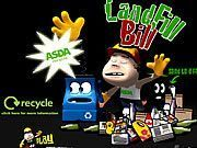 Play Bill Recycling the Garbage Game