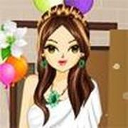Play Birthday Girl Dress Up Game