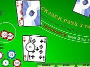 Play Blackjack the Odyssey Game