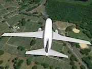 Aircraft simulator flash game