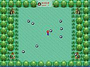 Play Bowser Ball Game