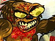 Play Brainless Monkey Rampage Game