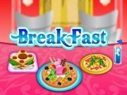 Play Breakfast Cooking Game