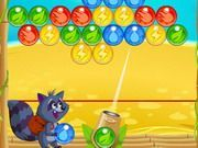 Play Bubble Fox Game