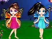 Play Butterfly Fairy Makeover Game