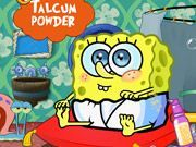 Play Care Baby Spongebob Game