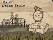 Play Cargo Steam Train Game