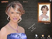 Play Celebrity Makeover Game