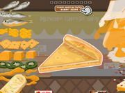 Play Cheesy Pizza Designer 2 Cheddar Madness Game