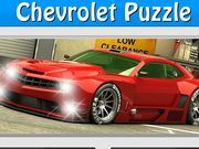 Play Chevrolet Puzzle Game