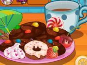 Play Chocolate Cookie Maker Game