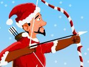 Play Christmas Archer Game