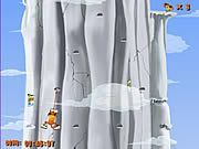 Play Climb The Snow Capped Mountain Game