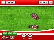 Play Coca Cola Landmower Game