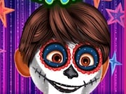 Play Coco Face Paint Game