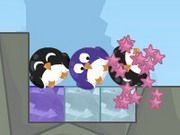 Play Colorful Penguins Game